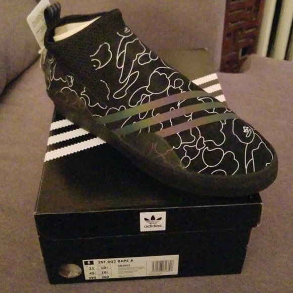 d676131dc Bape x Adidas 3ST.002